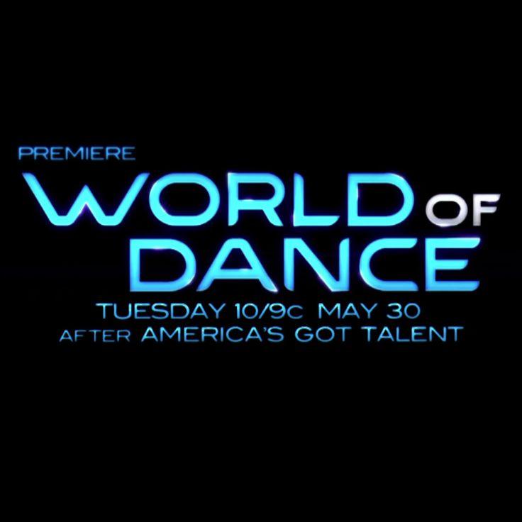 Join Jennifer Lopez, Ne-Yo, Derek Hough and Jenna Dewan Tatum for #WorldofDance, Tuesday, May 30 at 10/9c on NBC!