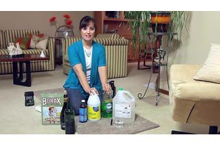 Dirty, stained carpet can be cleaned effectively using a carpet cleaning machine. Commercial carpet cleaning shampoos can be costly and often contain ingredients that are toxic. Small children and pets may be affected by these toxic chemicals in commercial carpet cleaning shampoos. Opt for homemade carpet cleaners to save money, protect your...