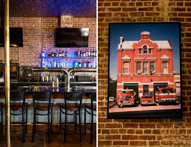 Inside the Washington Firehouse Restaurant (Photos and Menu) | Early Looks | Washingtonian