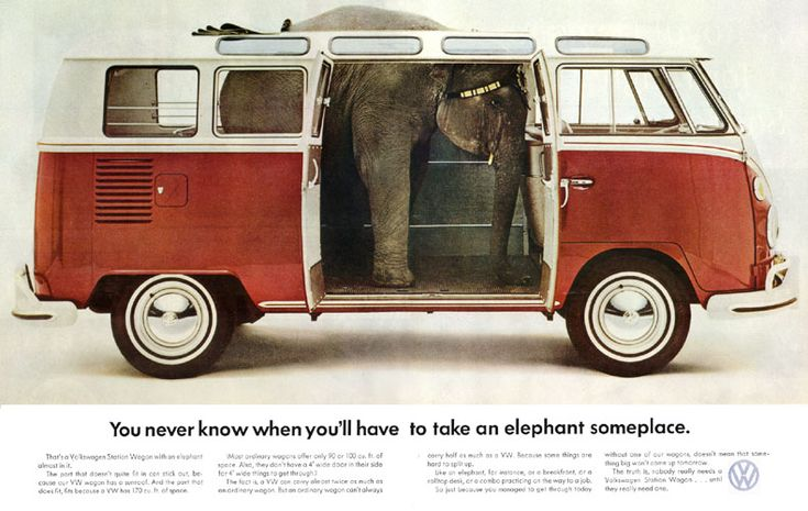 » Farewell to the Volkswagen Bus