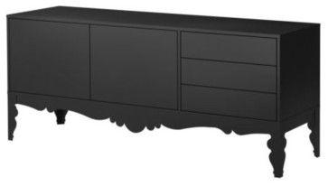 Best 25 modern buffet ideas on pinterest contemporary for Ikea trollsta cabinet