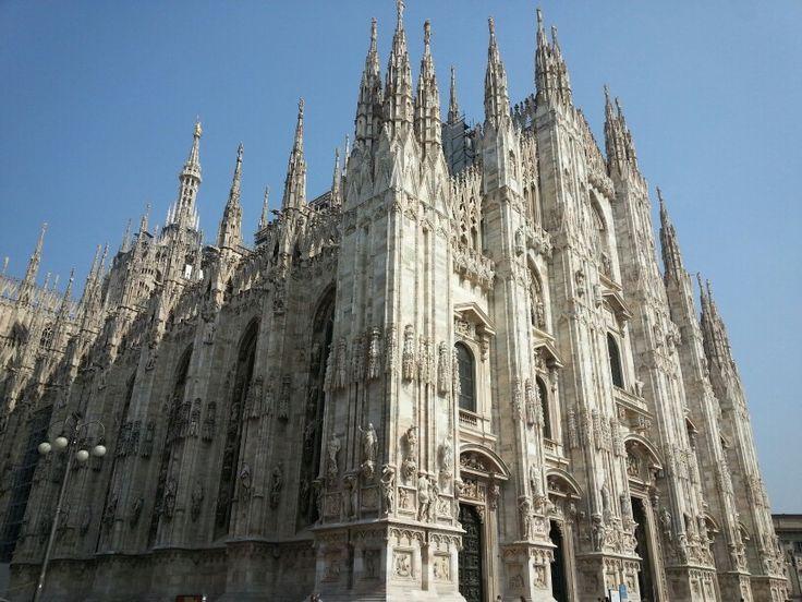 Il Duomo, Milán.