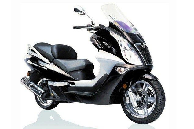 Top 10 maxiscooters under £3k - WK Jetmax 250 - Page 11 - Motorcycle Top 10s - Visordown