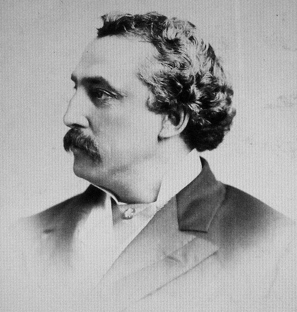 Montréal 1882. Monsieur A.F.Gault.
