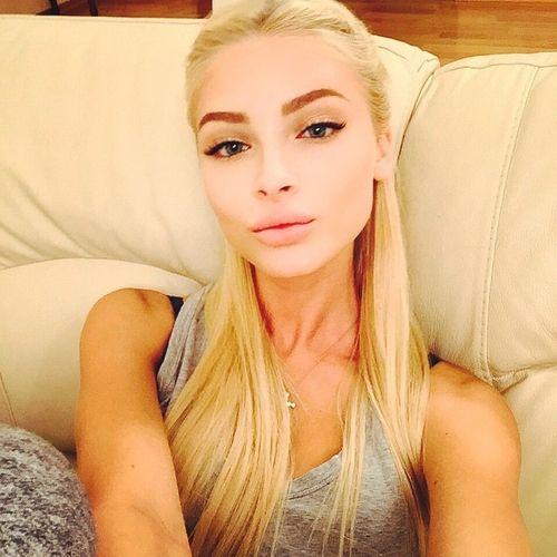 grafika beauty, alena shishkova, and blonde
