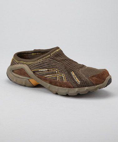 Mountrek Brown Golden Gorge Slip-On Shoe - Women