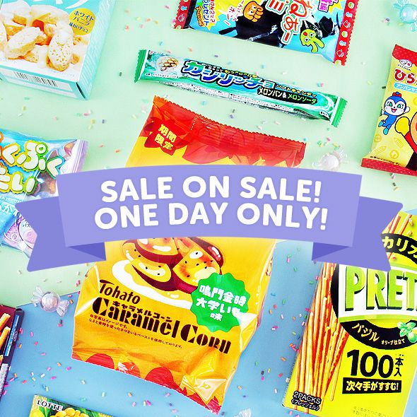 Here S A Cyber Monday Deal For You Get Extra 20 Off Everything Including Items Already On Sale To Japan Candy Japanese Snacks Japanese Candy Snacks