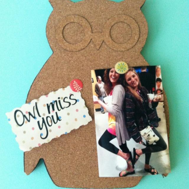 Coworker Goodbye Engraving | just b.CAUSE