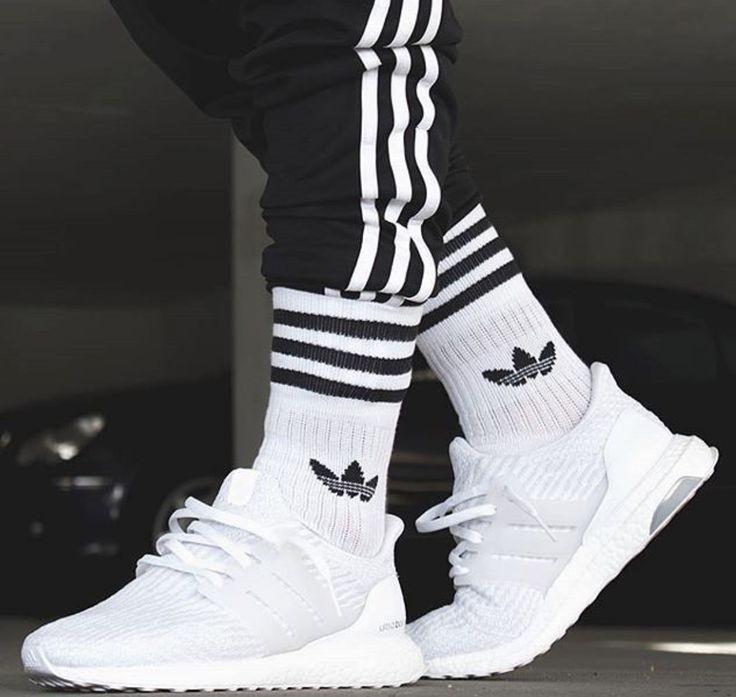 Adidas Ultra Boost 3.0 White