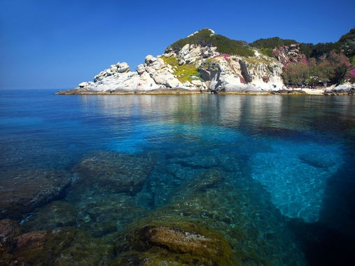 #Italy #travel #tuscany #beach #island Isola D´Elba