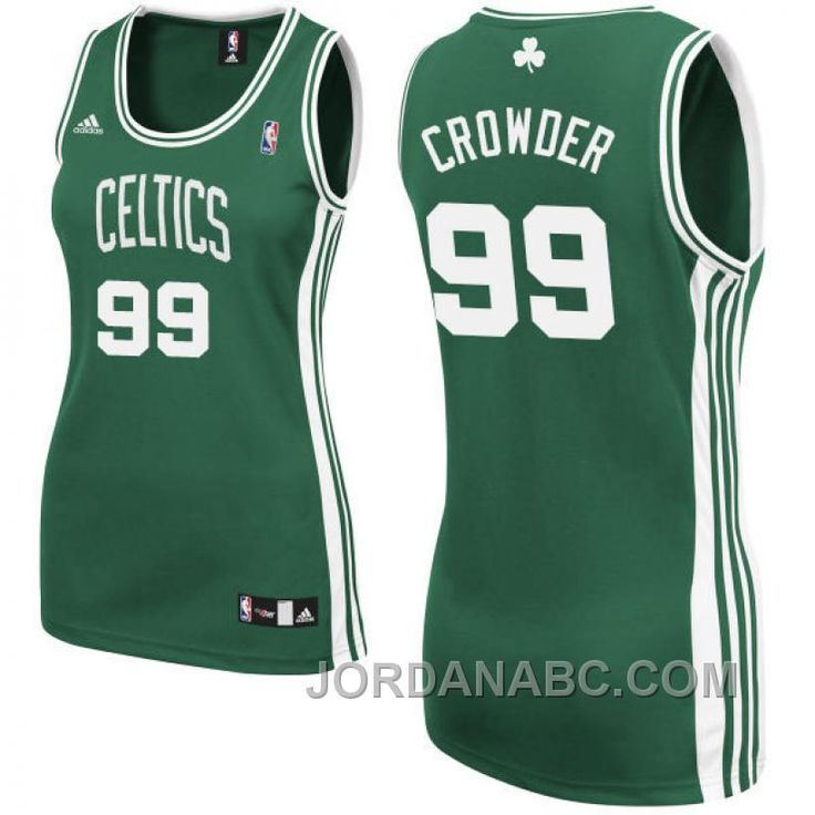 http://www.jordanabc.com/womens-jae-crowder-boston-celtics-99-green-jersey-for-sale.html WOMEN'S JAE CROWDER BOSTON CELTICS #99 GREEN JERSEY FOR SALE Only $51.00 , Free Shipping!