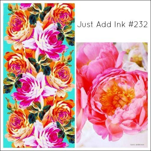 Just Add Ink #232 Inspiration Challenge