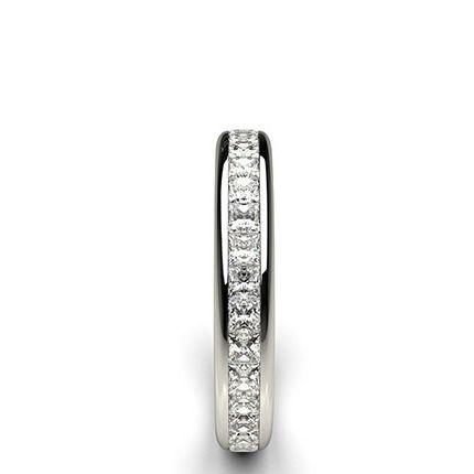 3.30mm Eternity Diamant Ring in einer Kanalfassung - Diamonds Factory