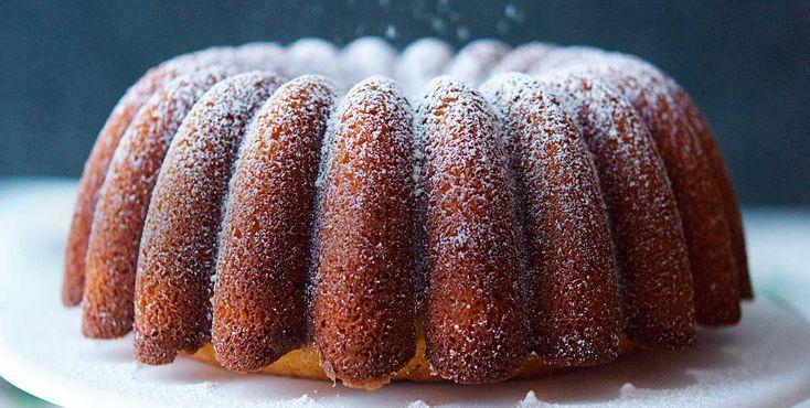 Classic Vanilla Bundt Cake - Year of the Bundt | King Arthur Flour