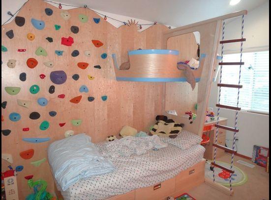 75 besten klettern kinderzimmer bilder auf pinterest klettern kinderzimmer kinderzimmer ideen. Black Bedroom Furniture Sets. Home Design Ideas