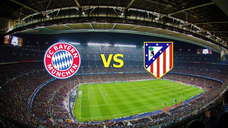 Ver Bayern Munich vs Atletico Madrid EN VIVO Online Champions League 6 de Diciembre 2016