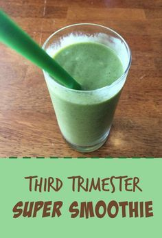 Today I wanted to share with you one of my favorite drinks I've been making lately. I am nearly 37 weeks pregnant, and as the days wind down, I'm trying to prepare myself nutritionally …