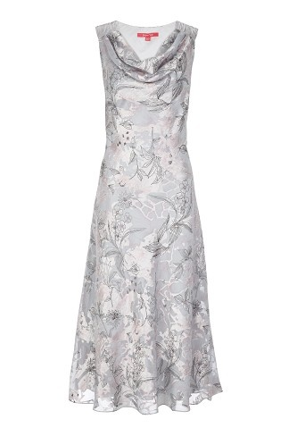 Crystal Devore Dress, beautiful textured fabric and an easy pull on style.