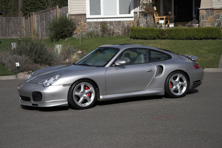 Porsche 996 Turbo vs 997 Turbo