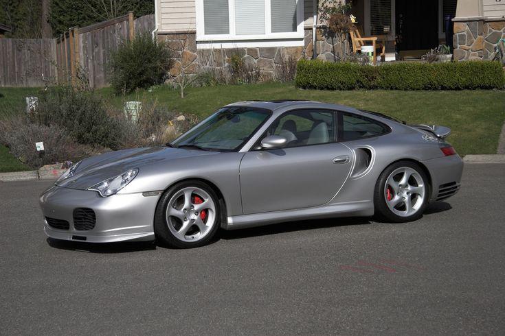 Porsche 996 Turbo vs 997 Turbo