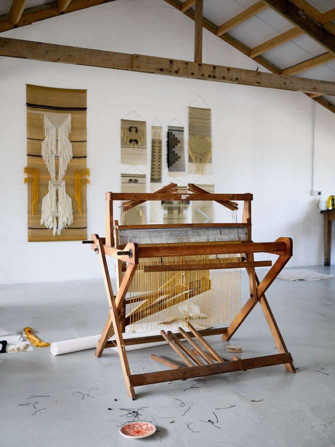 studio of Justine Ashbee (Native Line):