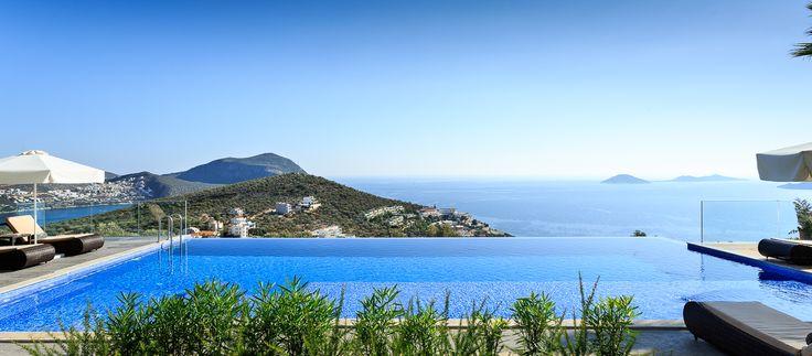 Villa Zaffre, Kalkan, Antalya