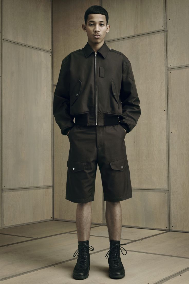 harrington   Alexander Wang Spring 2016 Menswear - Collection - Gallery - Style.com