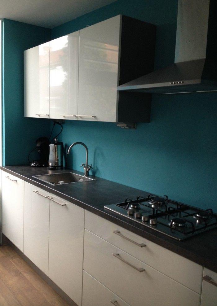 25 beste idee n over blauw witte keukens op pinterest pools aardewerk blauw en wit en gember - Keuken blauw en wit ...