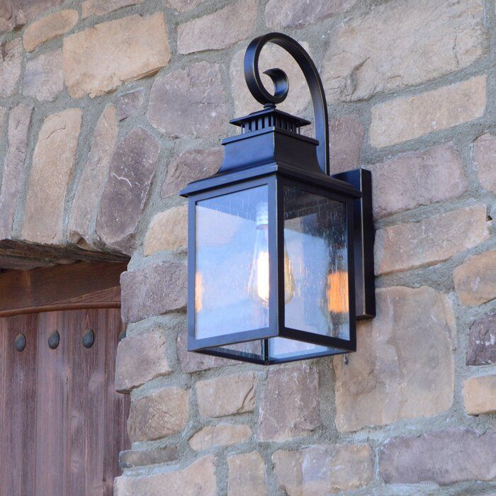 Sol 72 Outdoor Anner Outdoor Wall Lantern Reviews Wayfair Outdoor Wall Mounted Lighting Outdoor Wall Light Fixtures Outdoor Wall Lighting