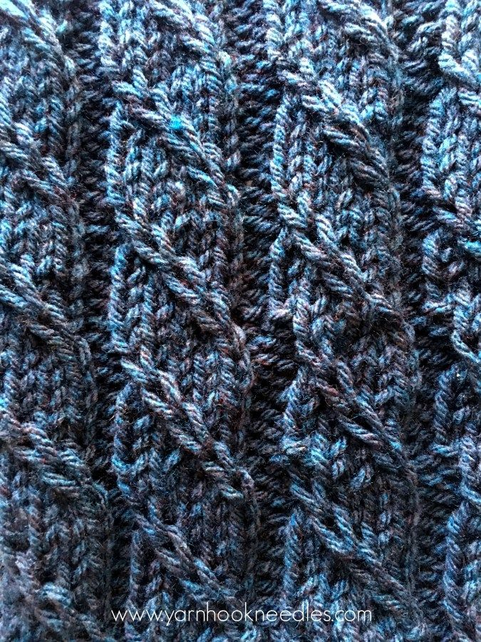 Want to learn a challenging stitch pattern that will make your next knitting project your most stunning yet? Check out the twisted trill stitch