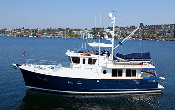 Selene 47 Trawler Yacht   YACHTS   Pinterest   Boating ...