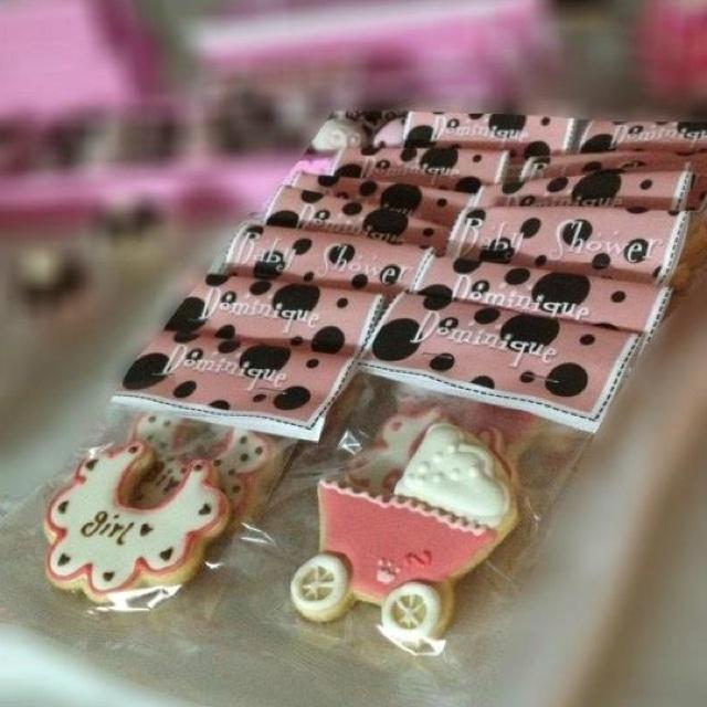 Cookies en la mesa de postres !!