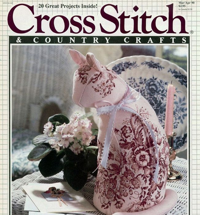 17 best images about cross stitch on pinterest margaret for Country living magazine cross stitch