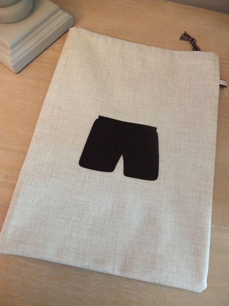 Sac pour maillot de bain mouillé / waterproof bikini bag de la boutique MaBonneEtoileFrance sur Etsy