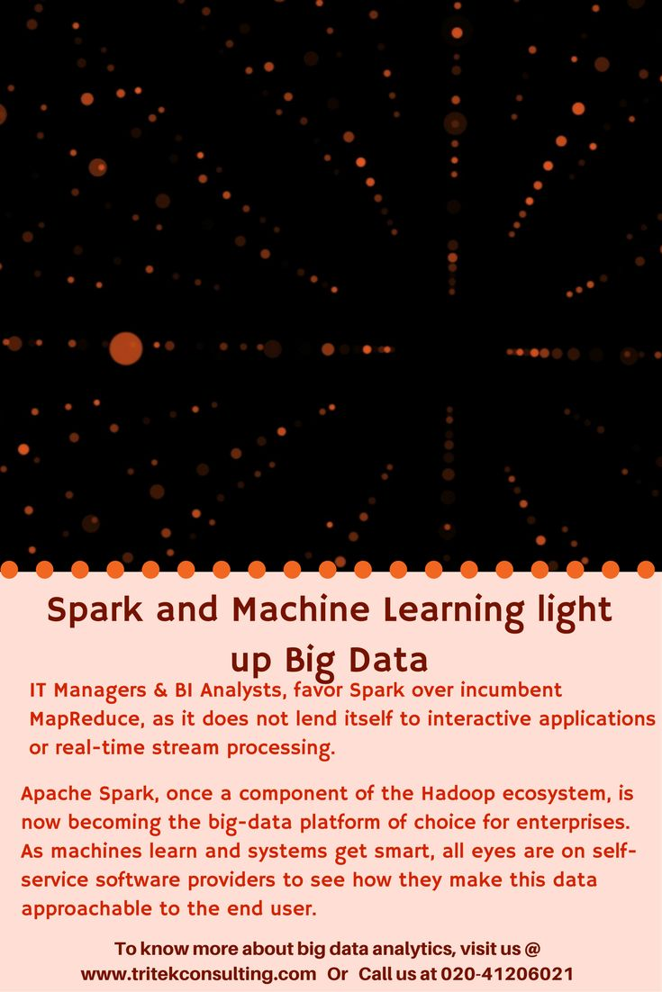 IT #managers  & #BI #Analyst, favor #Spark over incumbent MapReduce, as it does not lend itself to interactive #applications  or real-time stream #processing .