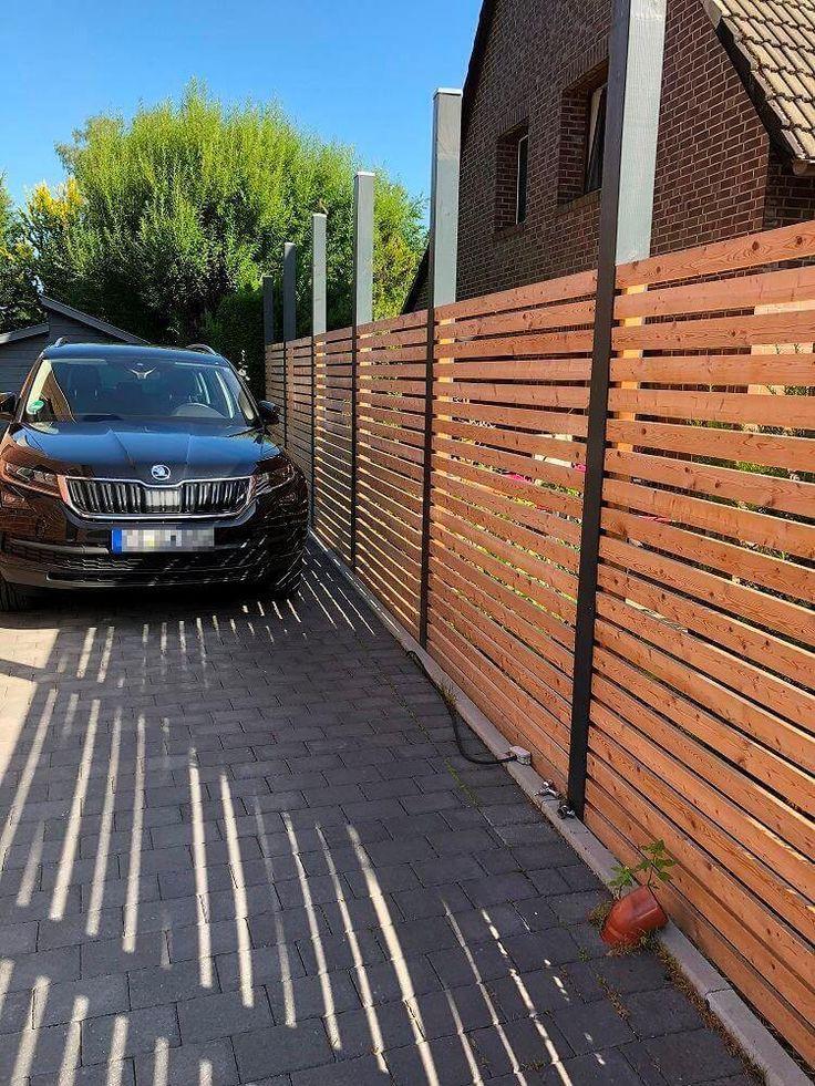 Beliebt Fertigen Gartenzaun kaufen oder Zaun selber bauen (lassen GR86