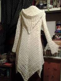 Resultado de imagem para crochet coat