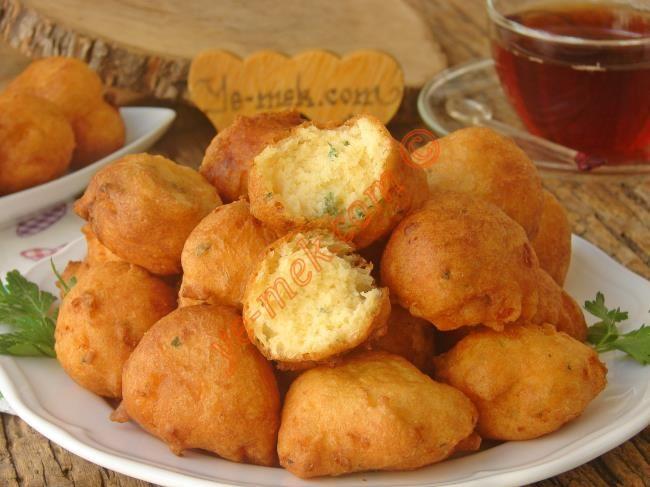 Kahvaltılık Peynirli Lokma Resimli Tarifi - Yemek Tarifleri