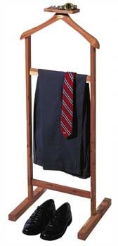 Jeri's Organizing & Decluttering News: Care for Your Clothes with a Valet Stand