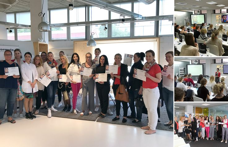 This week, top skin specialists from Sweden visited us at pHformula in Barcelona. We hope you had a great training session with Susanna Porras and Diana van Sittert, and would love some feedback from you all!  #pHabulous event! #pHformula #Sweden #Barcelona