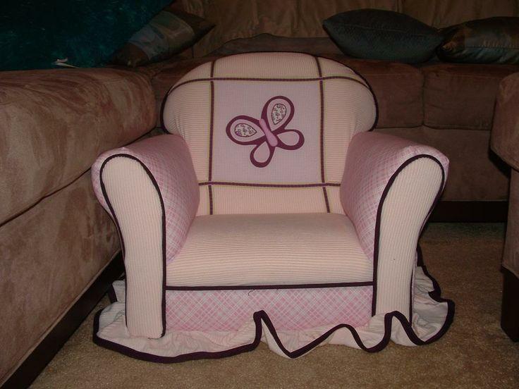 kids upholstered furniture   Harmony Kids Sugar Plum Upholstered Chair