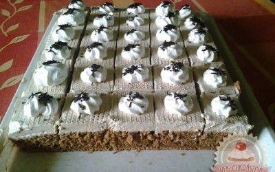 BAILEYS SZELET RECEPT – Egyszerűen fantasztikus ízvilág! Fantasztikusan finom és szép süti!