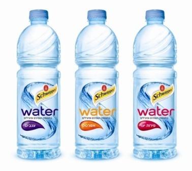 Schweppes Water #packaging