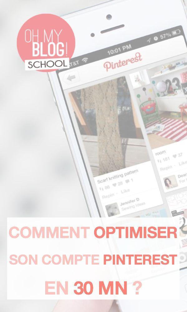 """Ce mois-ci dans Blogschool.fr, retrouvez notre dossier spécial Pinterest ! Au programme : 3 vidéos pour devenir les reines de Pinterest ! Pour voir la vidéo """"Premiers pas sur Pinterest : comment optimiser son compte Pinterest en 30 mn ?"""", rendez-vous sur www.blogschool.fr !:"""