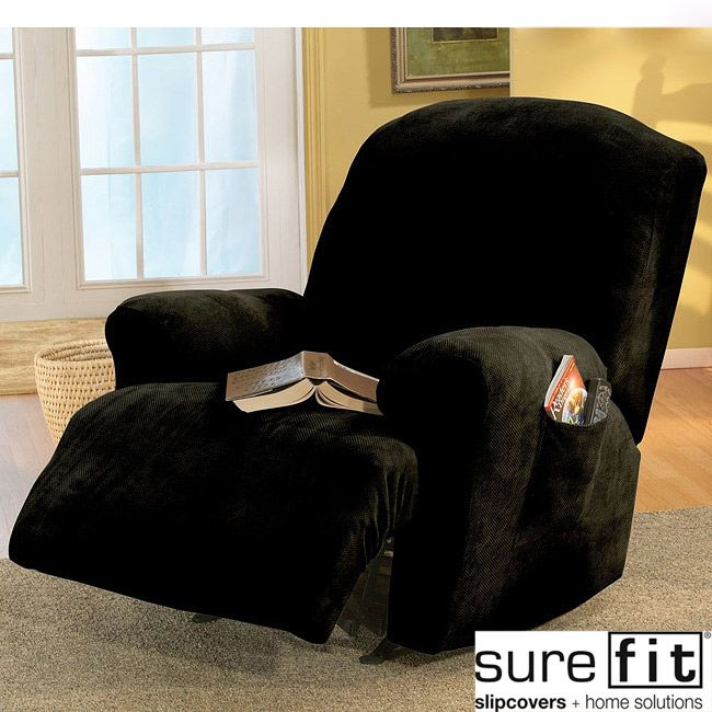 Adorn Your Recliner And Keep It Protected From Dust With This Luxurious  Sure Fit Recliner. Recliner SlipcoverChair ...