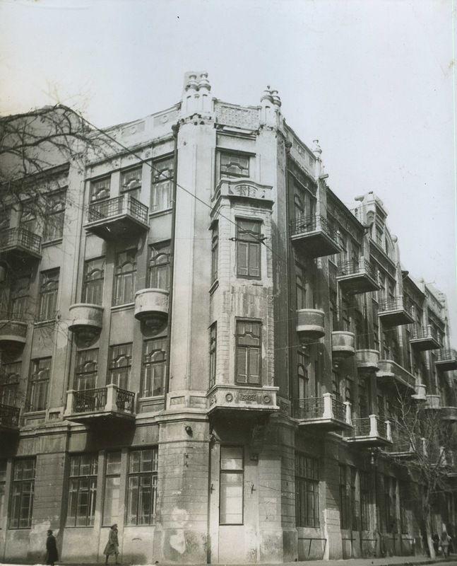 Фотографии Ростова-на-Дону 1947-го года   1/4 - Александр Кожин