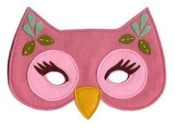 for my owl costume? I like the more stylized owls better than real owls.