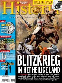 Proefabonnement: 4x Historia € 14,95: Historia is een populair-geschiedkundig magazine van de makers van Wetenschap in Beeld. In ieder nummer reportages en artikelen over belangrijke gebeurtenissen maar ook alledaagse bezigheden uit het verleden.