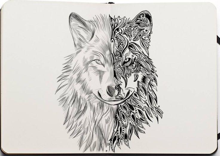 Sketch ilustración