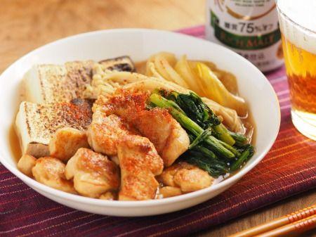 鶏肉豆腐32